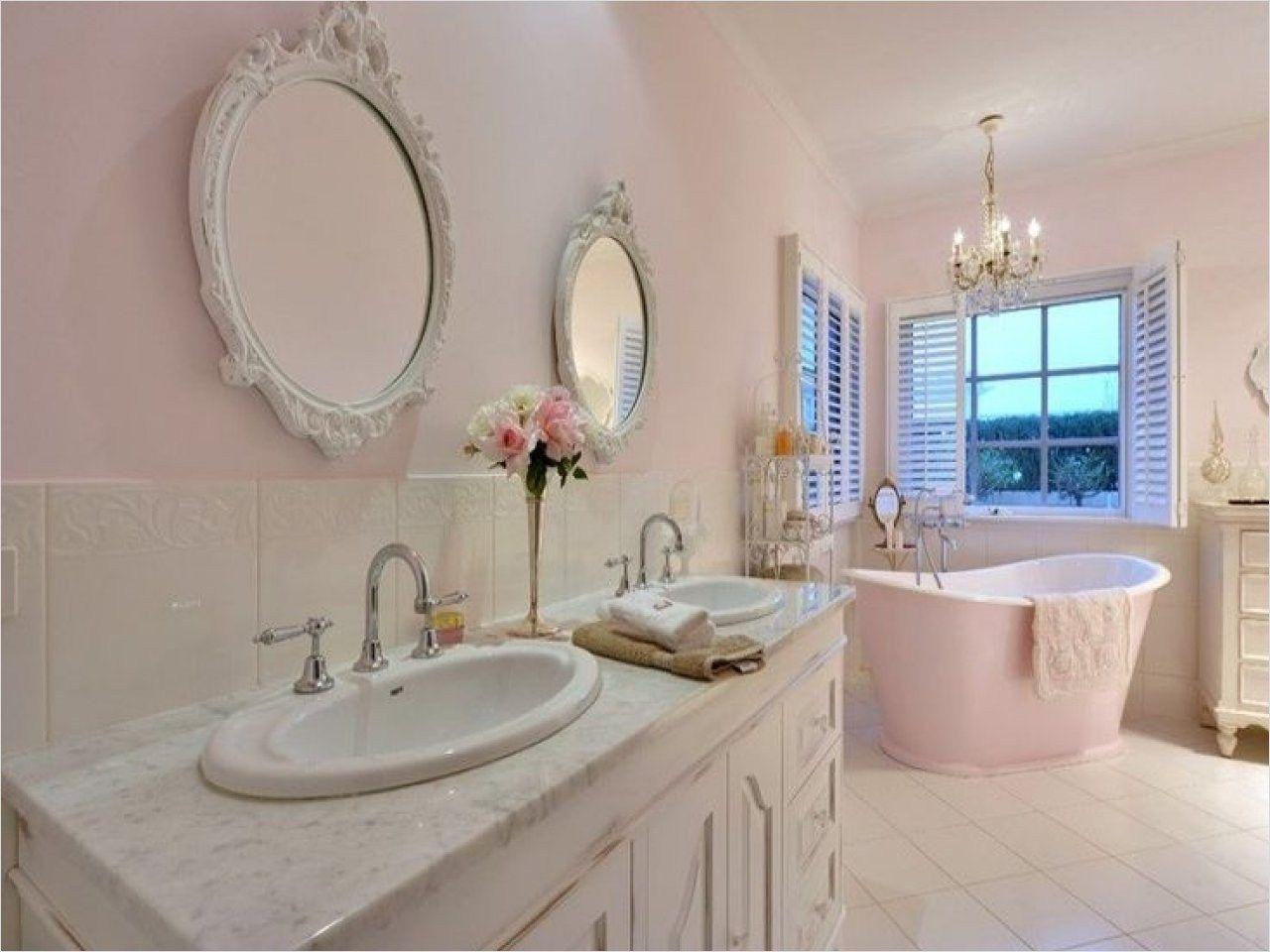 42 Gorgeous Shabby Chic Bathroom Accessories Ideas