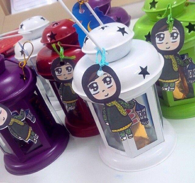 قرقيعان Ramadan Crafts Ramadan Gifts Ramadan Decorations