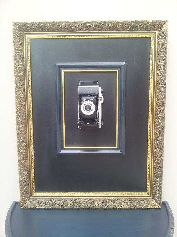 large framed vintage camera wall art by arthouseattic on on large wall art id=35772
