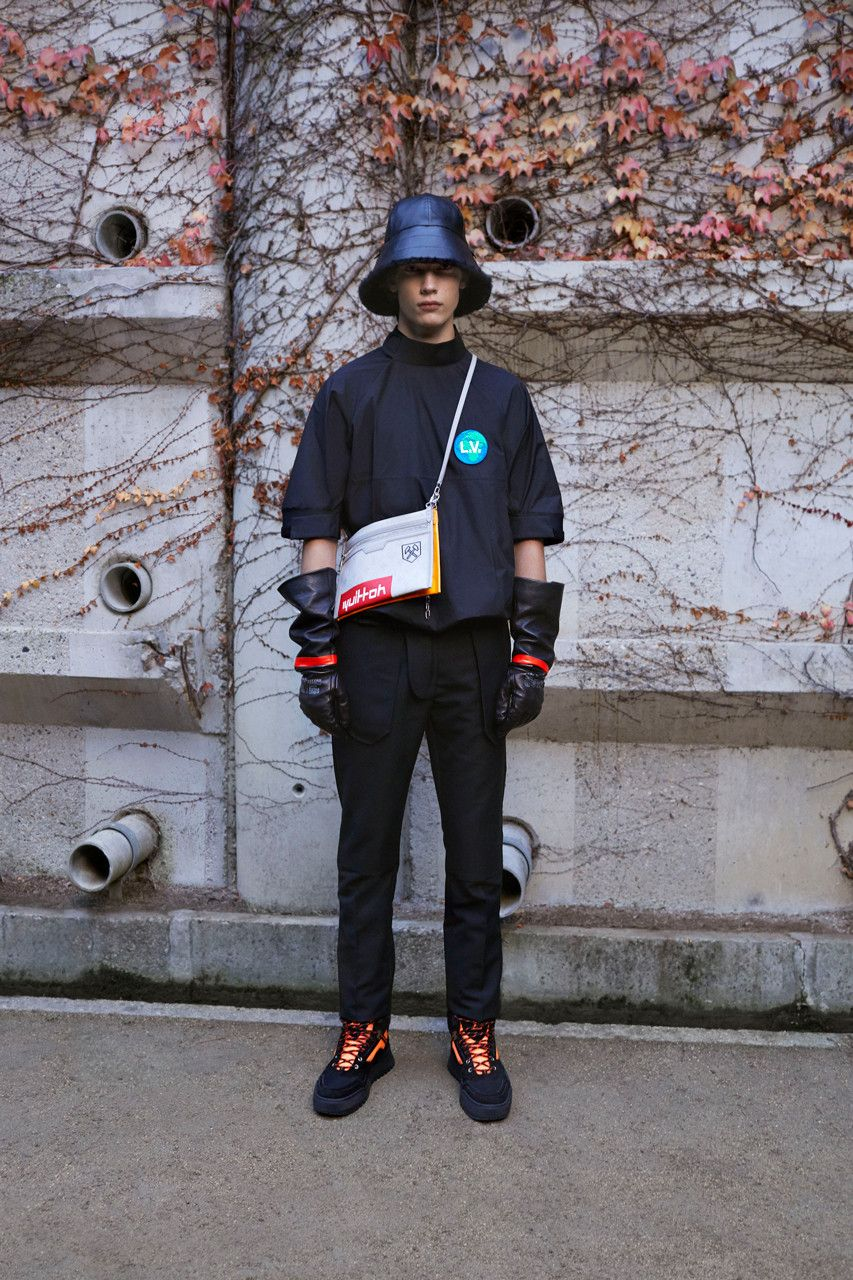 1e13f2f760 Virgil Abloh Channels Outdoors Style & Jamiroquai for Louis ...
