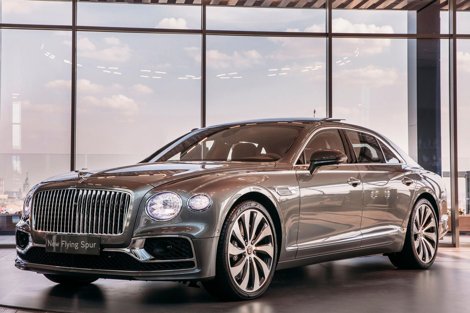 This Is The Most Popular Bentley Flying Spur Option in