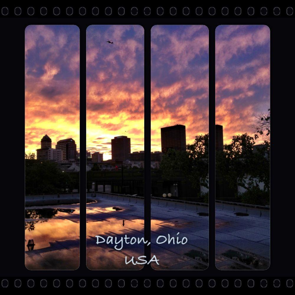 Dayton Ohio USA baby and toddler years here. Ohio usa