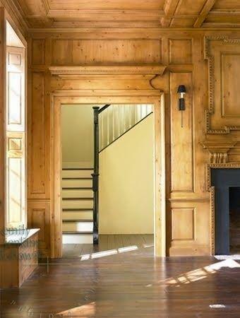 Jenny Steffens Hobick: Doors, Trim & Paneling ~ New Addition ~ Week ...