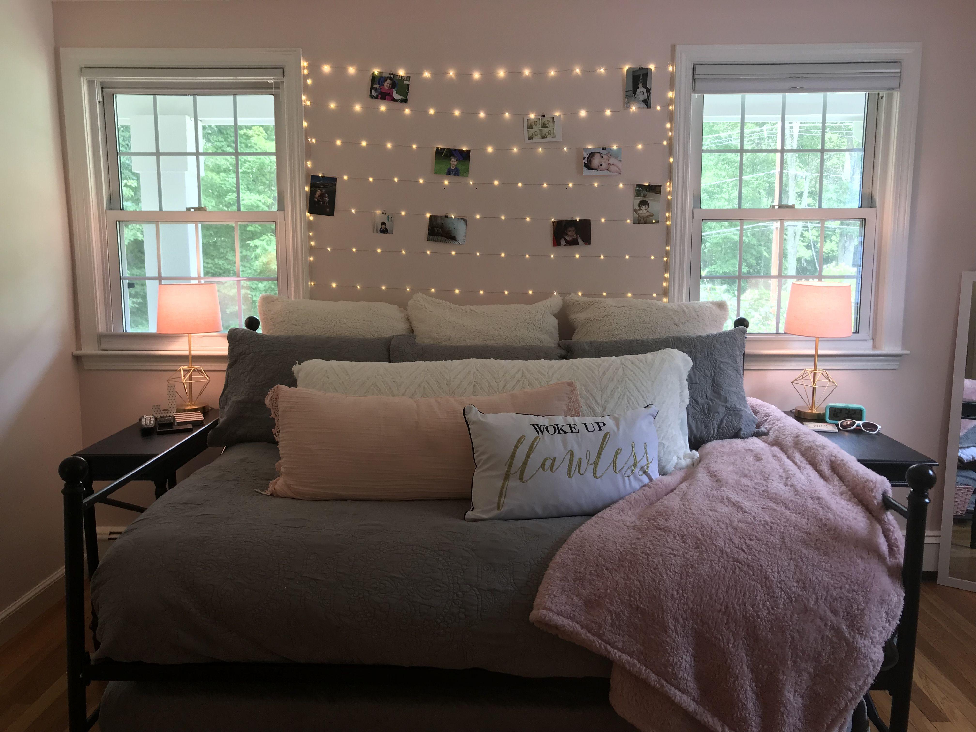 Pin on Teen Girl Room on Cozy Teenage Room Decor  id=41259