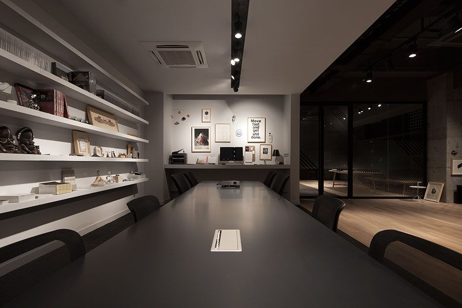 COORDINATION ASIA\u0027s office in the Shanghai Museum of Glass Park N1