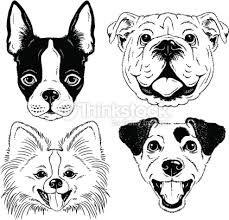 Resultado De Imagen De Dibujo De Cara De Fox Terrier Bolsa De Niña