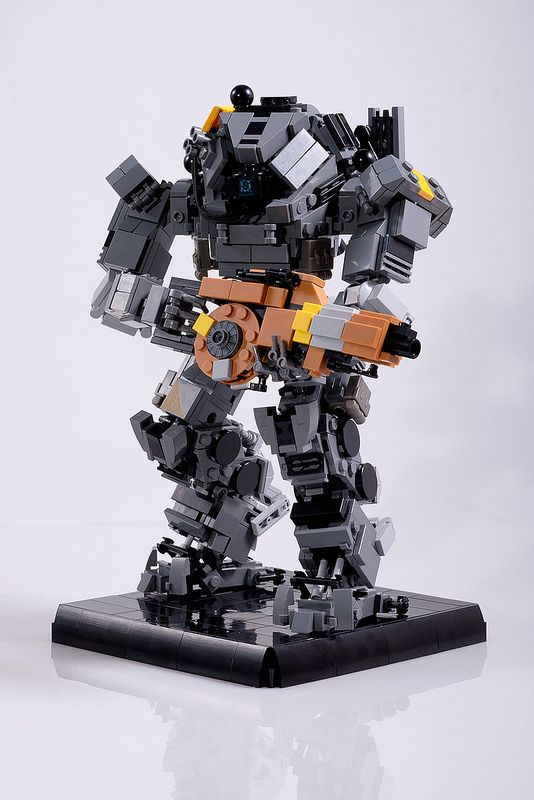 ion from titanfall 2 by velocites