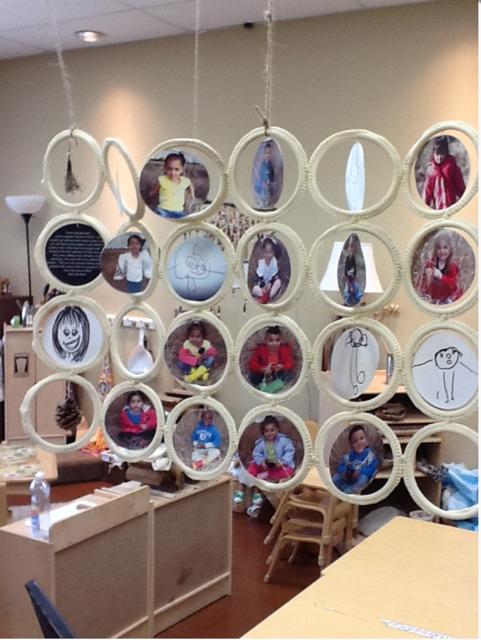 La hanging art delle scuole di reggio emilia for Raumgestaltung reggio