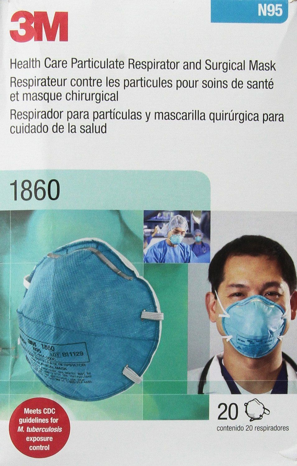 mask n95 health care