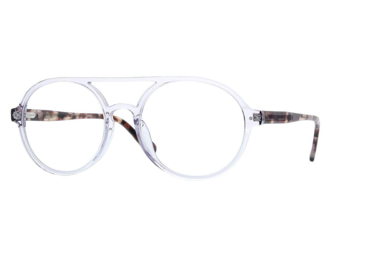 30a1372d381 Translucent Round Glasses  4427523