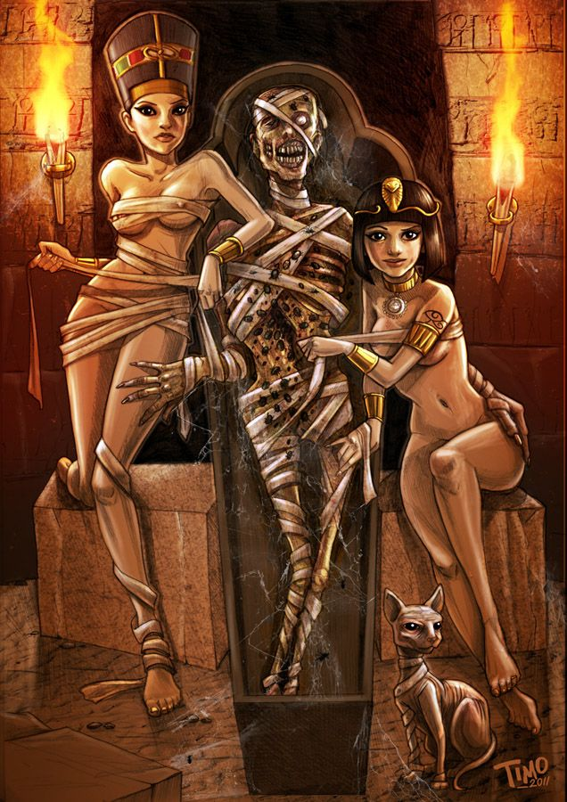 Ancient-Curse 6 Free Sex Comic