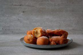 Koolhydraatarme appelbeignets en oliebollen! #appelbeignetsmaken
