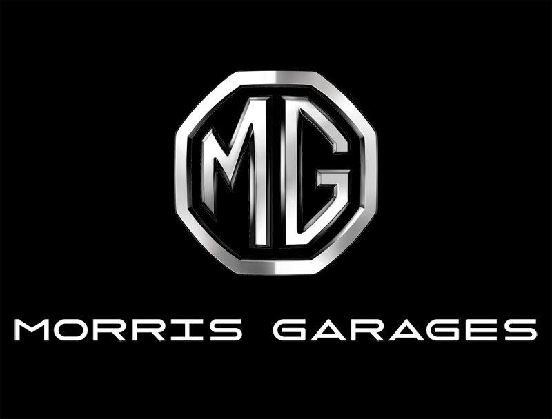 MG logo today.
