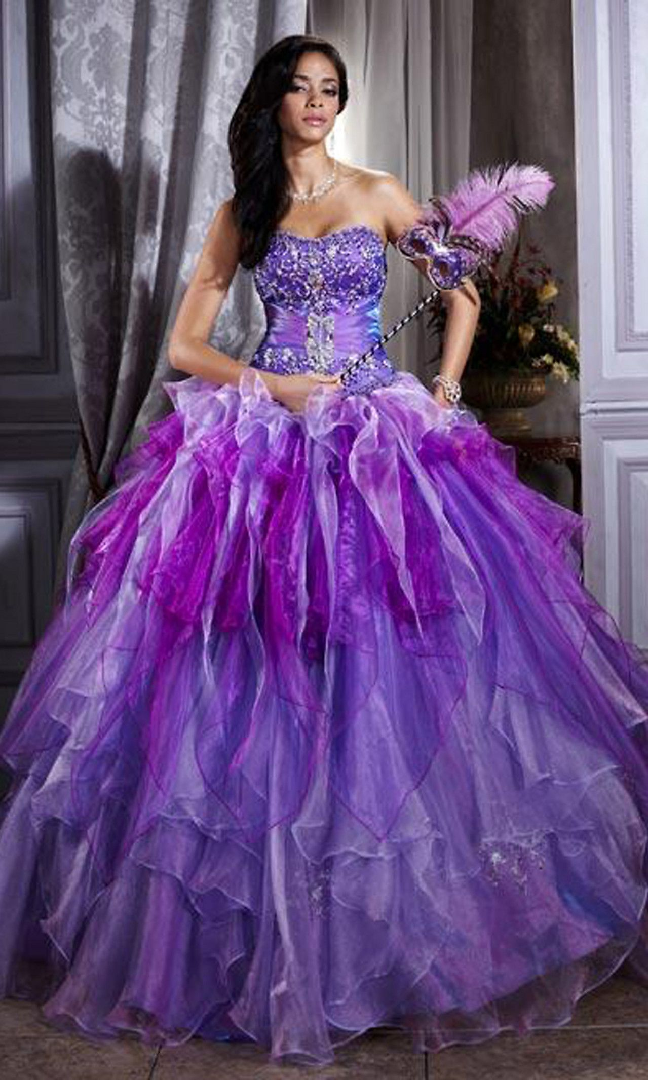 Mascarade Gown | Jewel's Sweet 16 | Pinterest | Quince ...