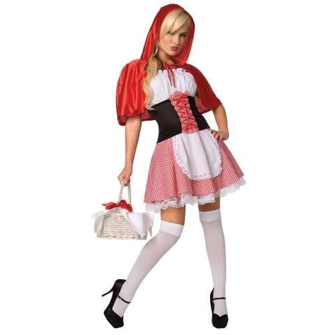 Red Riding Hood Adult Costume Halloween Pinterest Marie - female halloween costume ideas