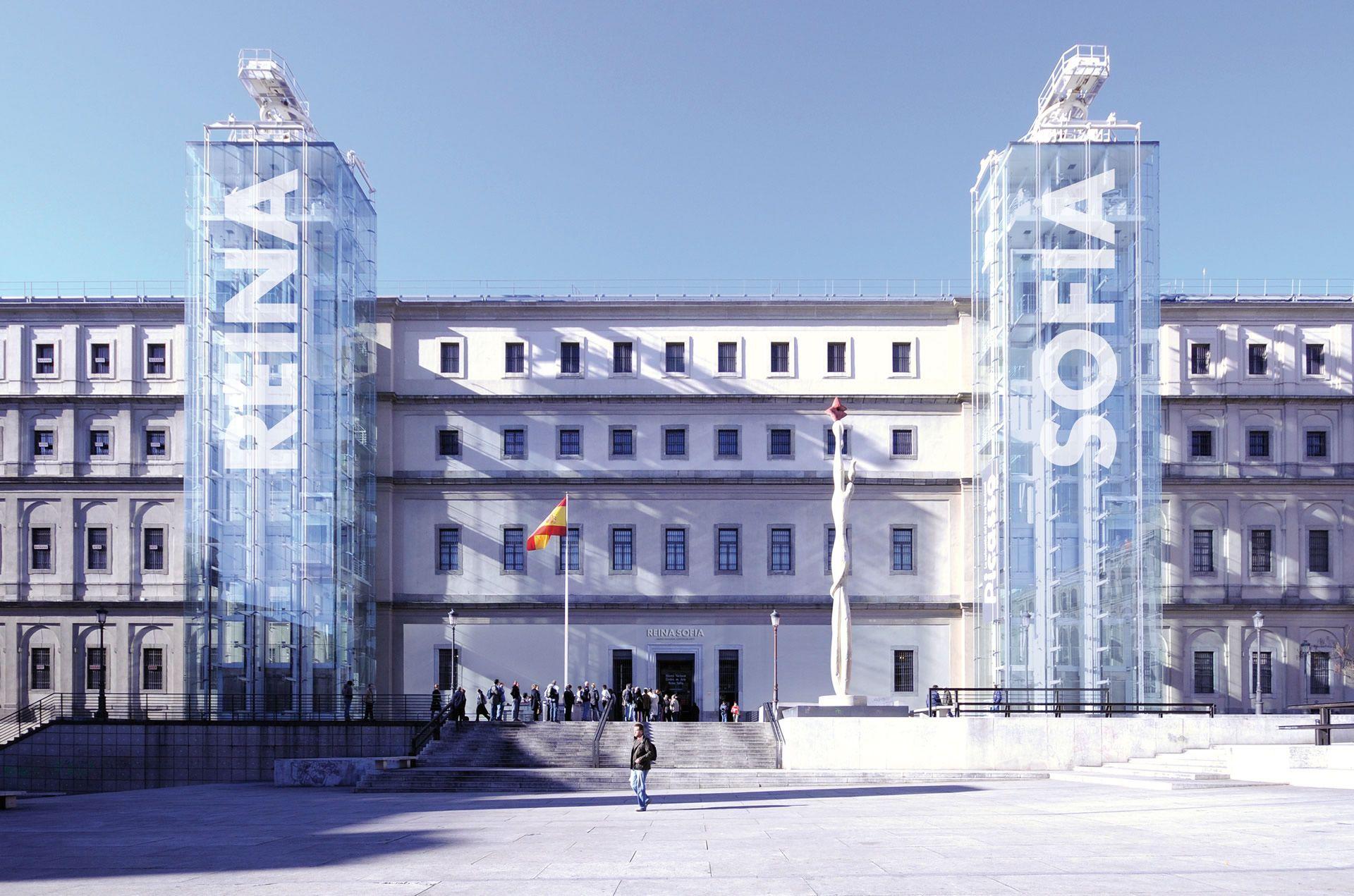 Museo Nacional Centro De Arte Reina Sofia Europe Madrid Museum