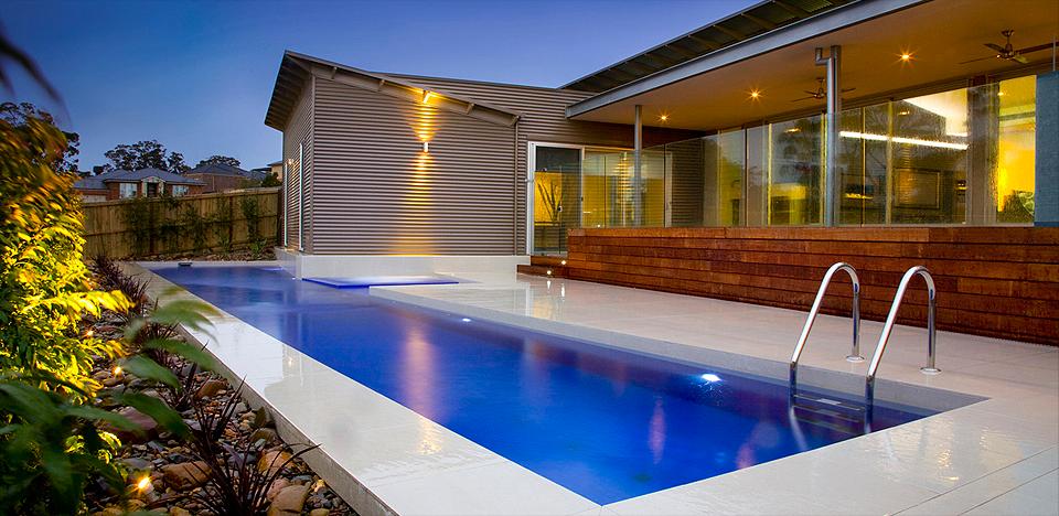 Plenty Project Lap Pool
