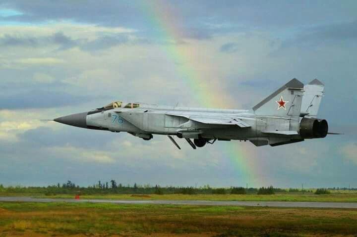 Russian MiG-31