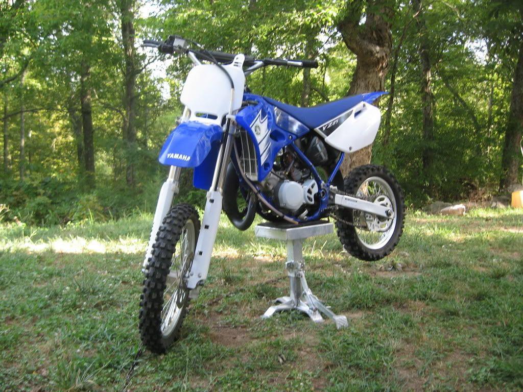 Loudluke S Image Yamaha Motocross Dirtbikes Yamaha