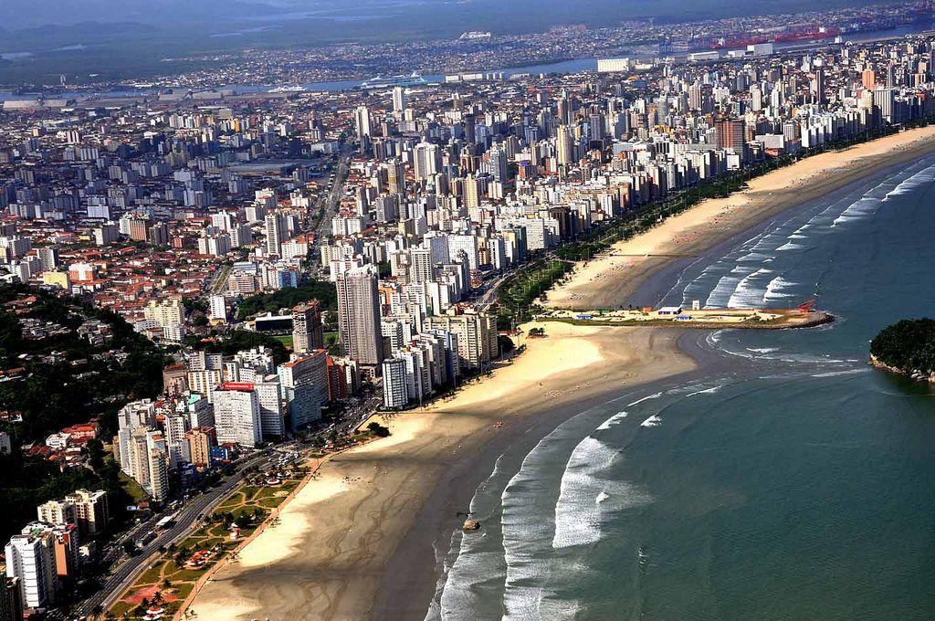 Santos: os traços de uma das cidades mais charmosas do Brasil! - SkyscraperCity - Sao Paulo