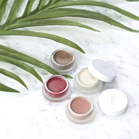 11 Natural & Organic Makeup Brands Your Face Will Love You For #organicmakeup