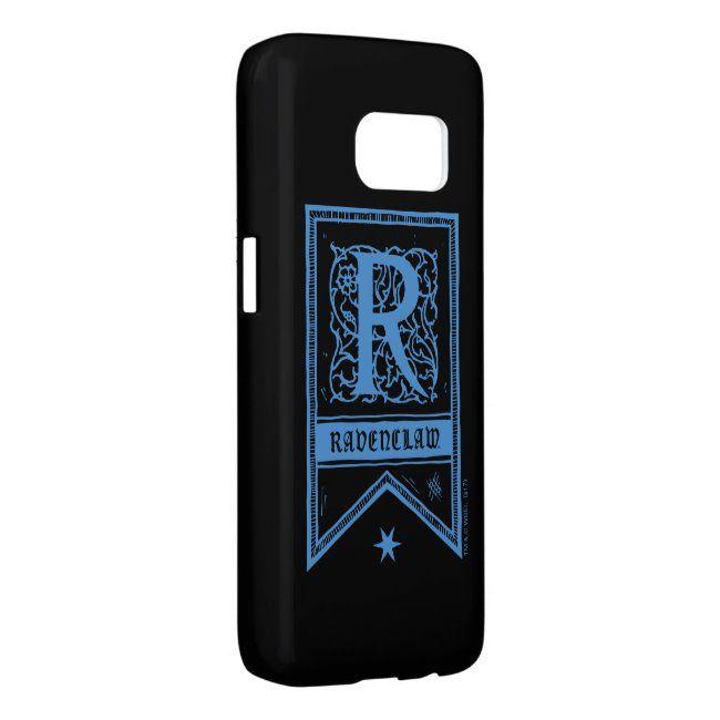 Harry Potter | Ravenclaw Monogram Banner Case-Mate Samsung Galaxy Case | Zazzle.com