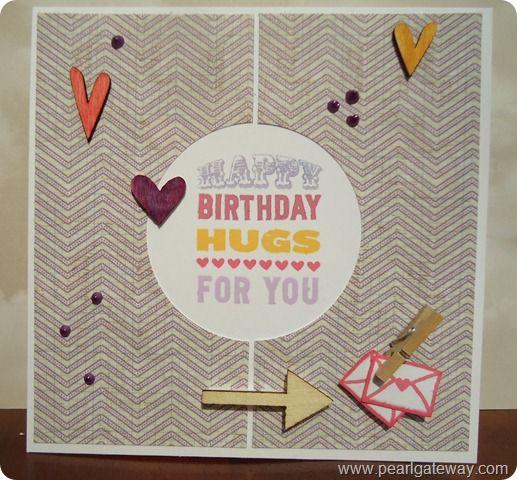 Pearl Gateway - Happy Birthday Hugs For You