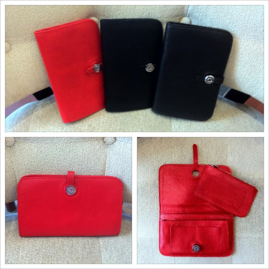 cute clutches !! #clutch #black #red