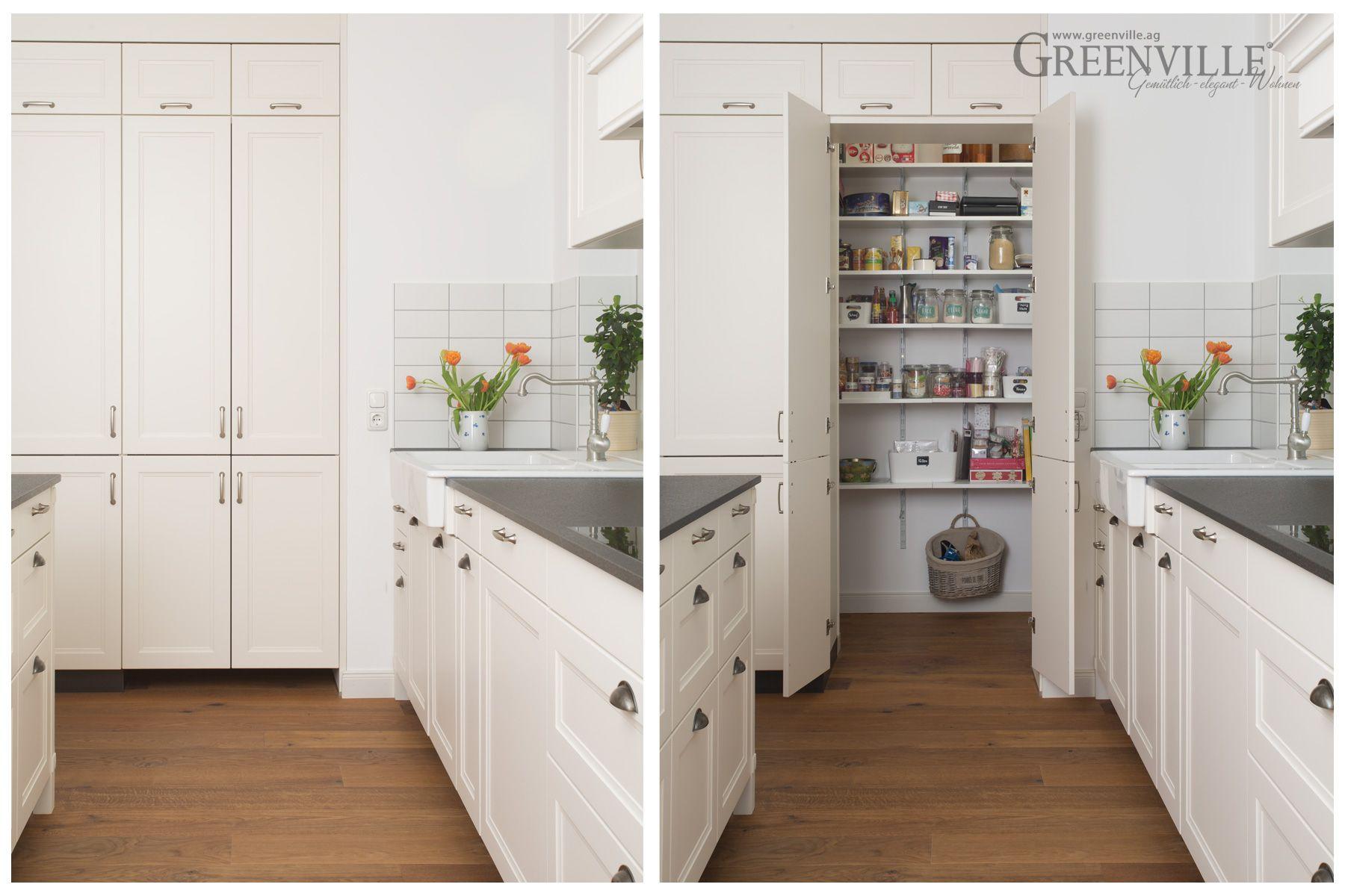 Bildergebnis für küche mit integrierter speisekammer | Küche ...