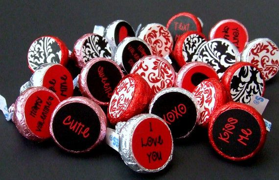 I like these much better than conversation hearts!!