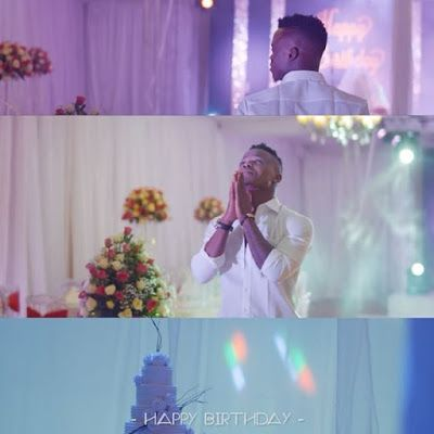 Download New Video Harmonize Happy Birthday Official Video