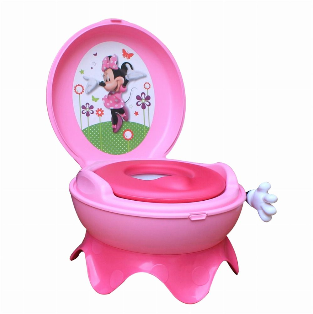 3 In 1 Baby Potty System Trainer System Toilet Seat Toddler Chair