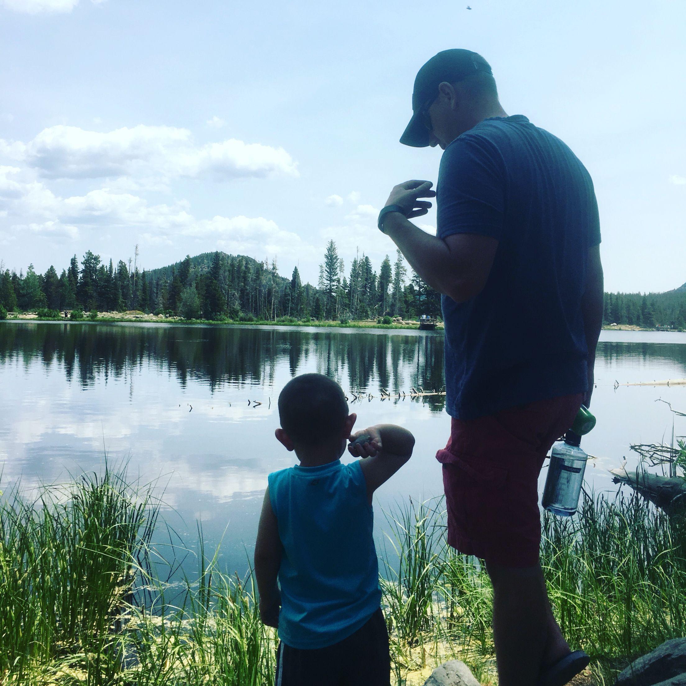 #EstesPark16, #father&son❤️, #lylefamluv