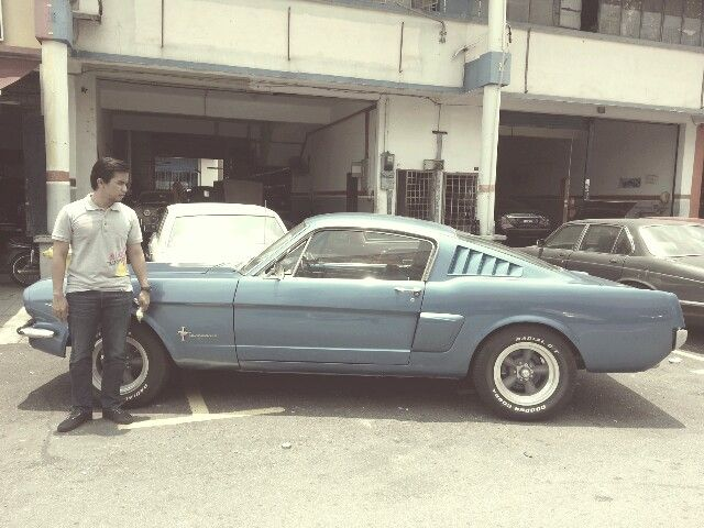 Ford Mustang 1967 In Malaysia Ford Mustang 1967 Mustang Ford Mustang