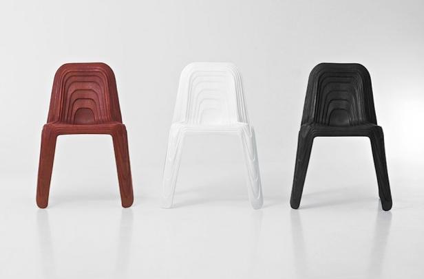 Ecological chairs made with hemp fibers  www.ko-ho.fi