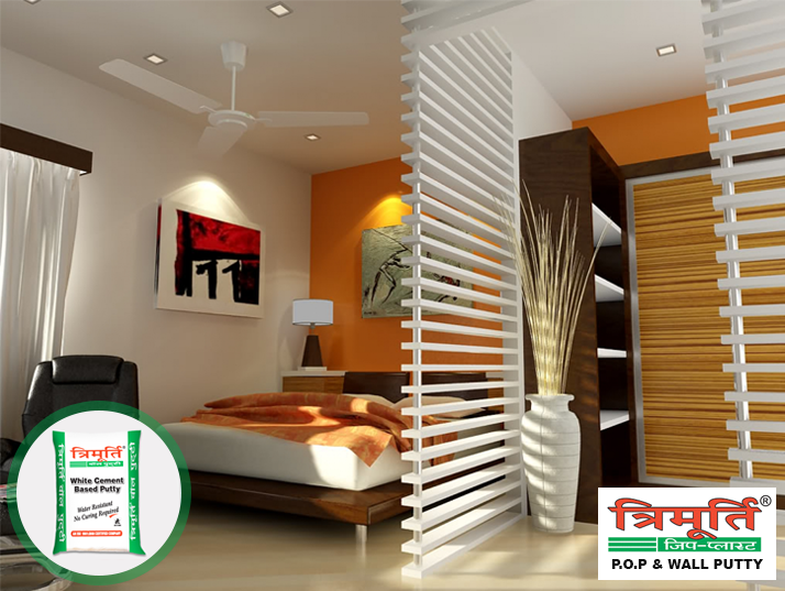 Make Your Home More Stylish With Extensive Care Of Trimurti Wall Putty Https
