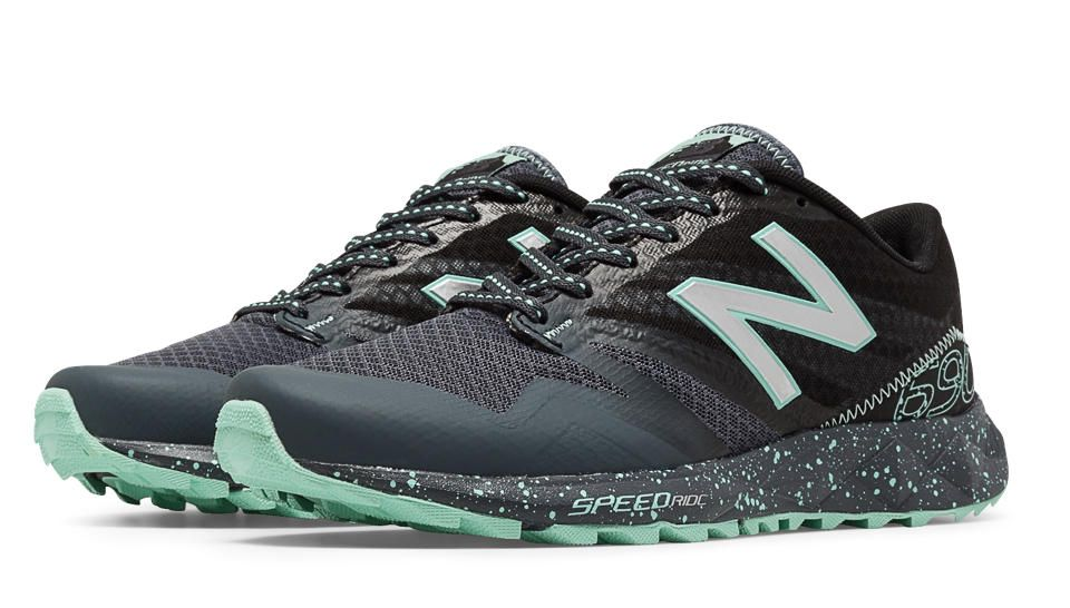 Neutral running shoes