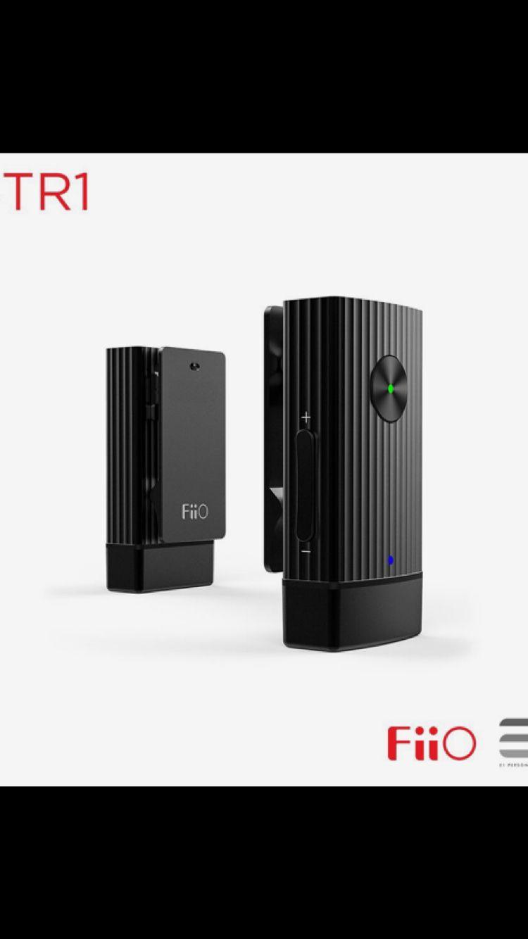 Wireless DAC amp . . . . . #FiiO #E1FiiO #FiiOBTR1 #DAC #Amp #DSD ...