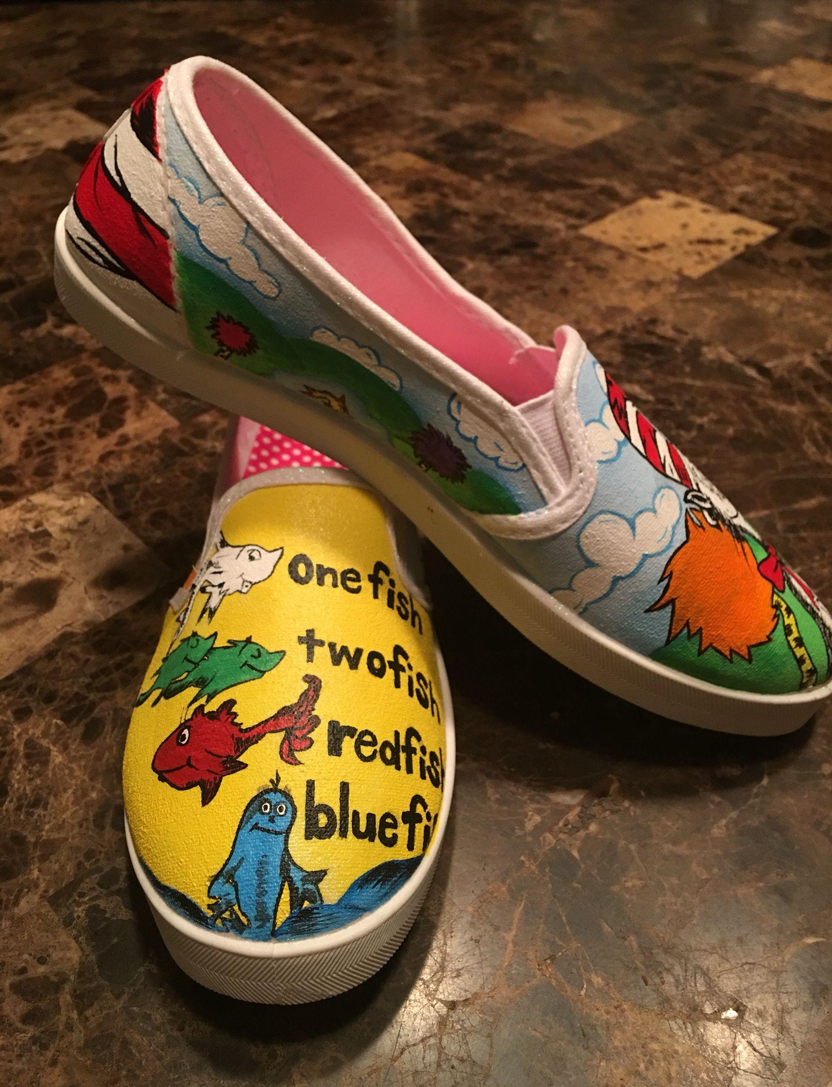 222d9853652f7 Dr Seuss shoes