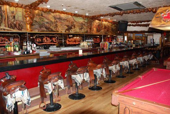 Million Dollar Cowboy Bar Jackson Wyoming I Love Being