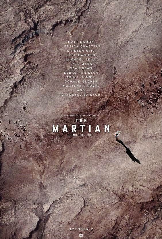 THE MARTIAN 2015 alt