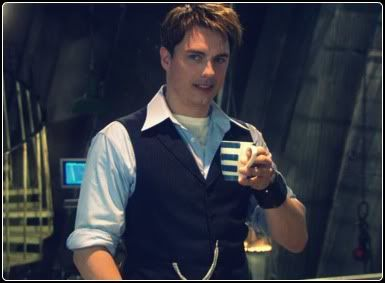 Looking good in a vest Jack ;D