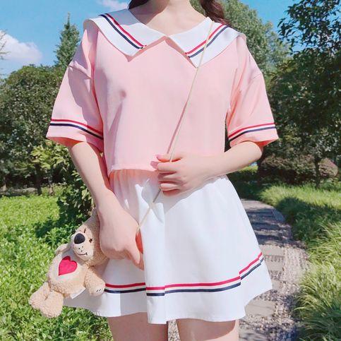 Sweet Japanese Style Student Set from Cute Kawaii {harajuku fashion}