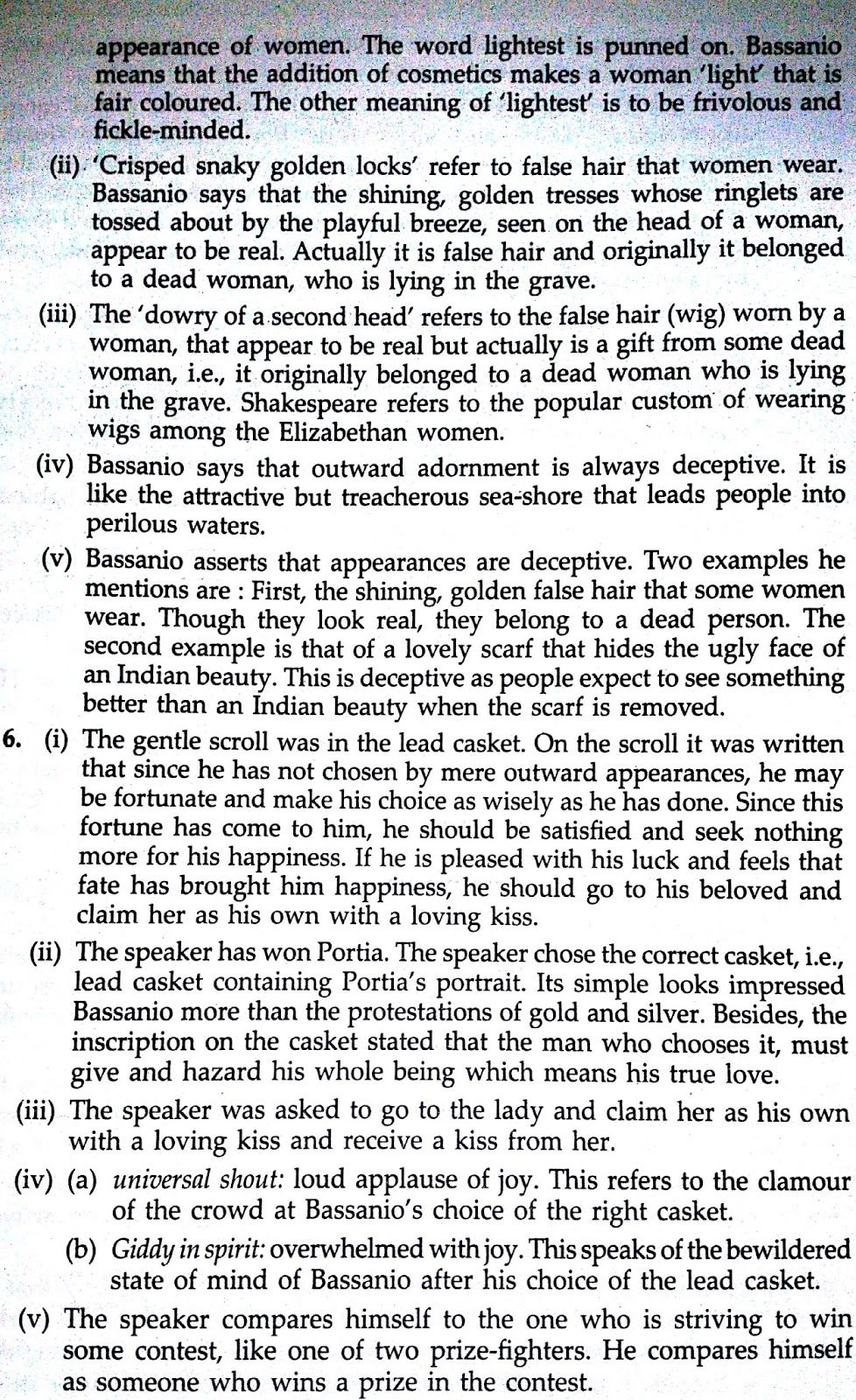 Solved Textbook Workbook Answers Solutions Of The Merchant Of Venice Act 3 Scene 2 Grammar Worksheets English Grammar Worksheets The Merchant Of Venice [ 1600 x 978 Pixel ]