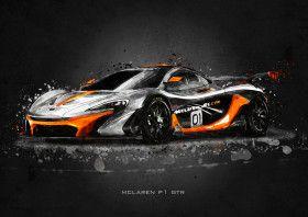 Acrylic Cars