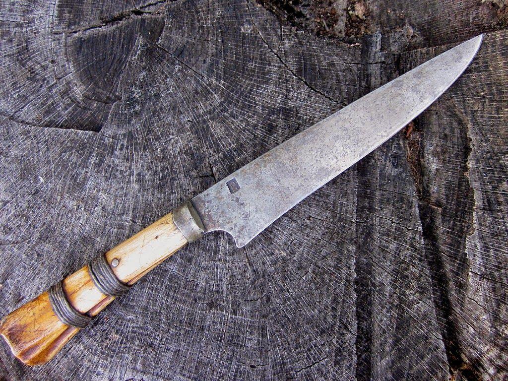Contemporary Makers Knife By Ian Pratt Mi Tablero