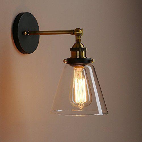Amazon Décoration Salon Fer Appliques Luminaires Intérieur