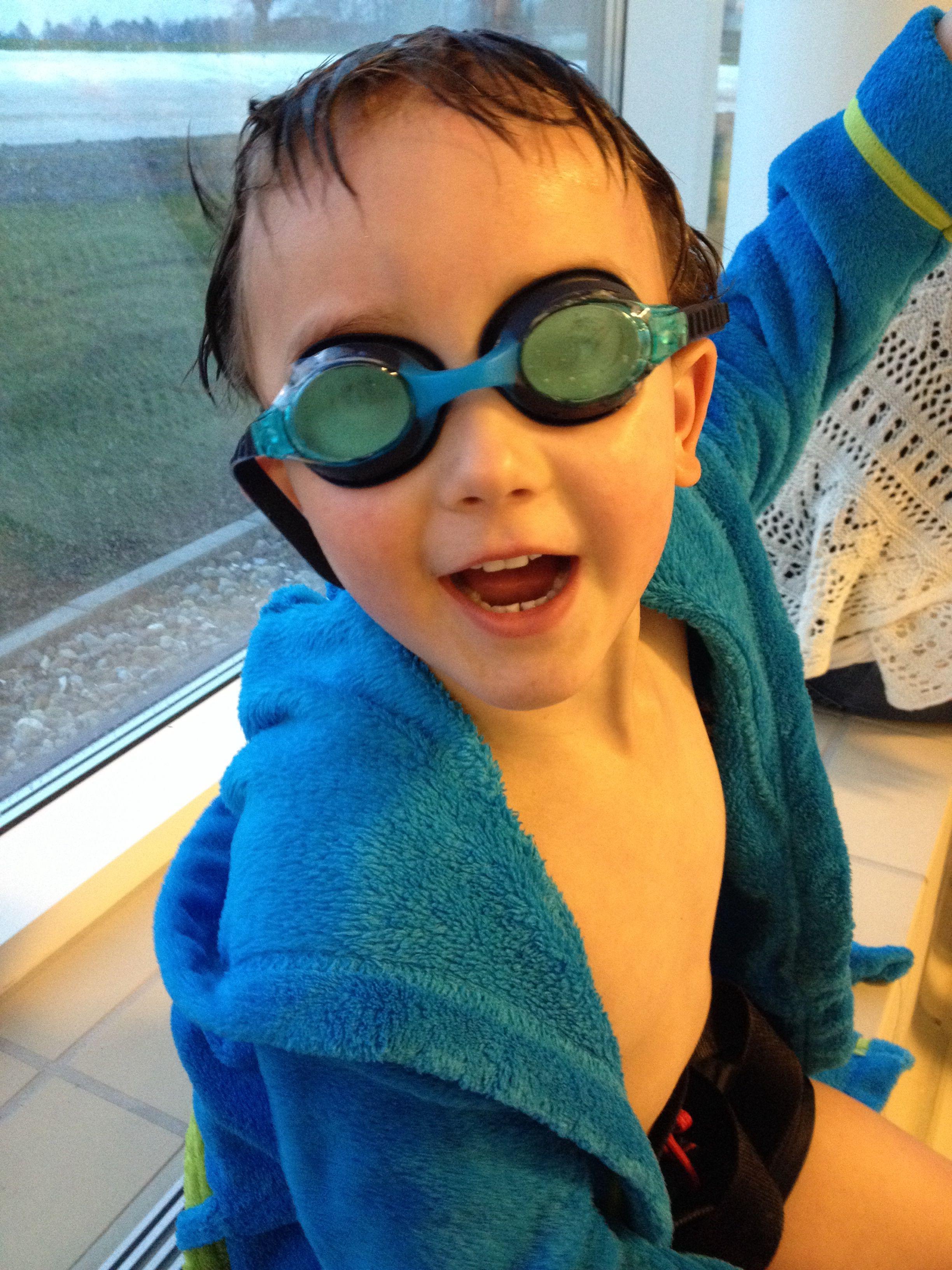 2. Svømme undervisning