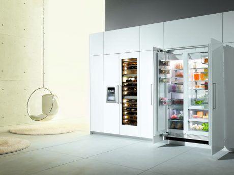 Side By Side Kühlschrank Einbau bildergebnis für einbau kühlschrank amerikanisch küche