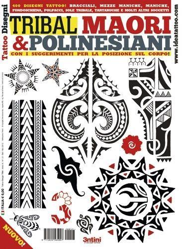 f8433d442 Tribal: Maori & Polynesian - Tattoo Designs - Book from Italy | ink ...